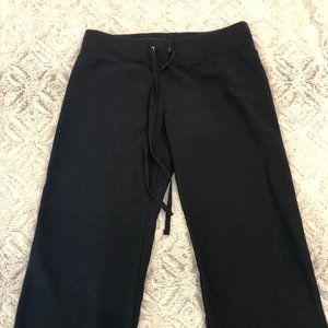Juicy Couture Black Fleece Sweatpants